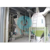 China Automatic Feed Pellet Production Line / Turnkey Project Fish Feed Production Plant wholesale