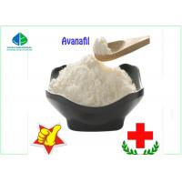 China Avanafil Male Enhancement Powder Supplements Raw Steroid Hormones 330784-47-9 wholesale