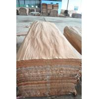 China 1270*2550*0.3mm natural gurjan face veneer,keruing veneer for india market ,Burma Face Veneer on sale