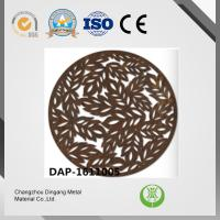 China Hot Rolled Laser Cut Corten Steel With Bamboo Pattern 15000mm Length wholesale