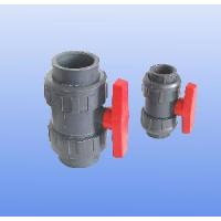 China FRPP True Union Ball Valve/FRPP Socket Ball Valve (Q61F-6S) wholesale