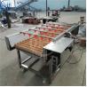 China Hair Removel Fruit and Vegetable Washing Machine 500 - 1000kg / h Capacity wholesale