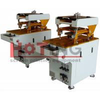 China Conductive silver paste screen printing machine on sale
