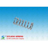 China 1.5mm Stainless Steel Compression Springs For Tank Cleaning / Marine Machinery wholesale