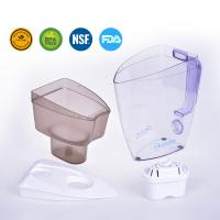 China Household Plastic Drinking Water Purifier Pitcher Kettle 3.5L Tank Food Grade Material wholesale