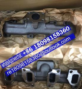 China 3778E401 3778E451 3778E441  EXHAUST MANIFOL for Perkins/CAT caterpillar C4.4 engine parts FG Wilson 10000-50524 wholesale