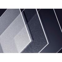China Low Light Reflectance Solar Panel Glass 3.2mm Thickness Toughened Safety Glass wholesale