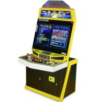 China 32 Inch Coin Operated Fighting Video Game Machine Arcade Cabinet Fighting Game Machine wholesale