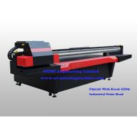 China Ricoh GEN5 Print Head digital uv flatbed printer For Building & Decoration wholesale
