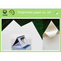China 100% Virgin Wood Pulp Glossy Printing Paper White Art Cardboard Eco Friendly on sale