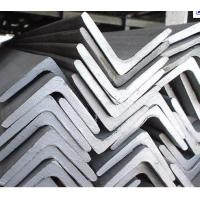 China Polished Stainless Steel Angle Bar 3 - 6m , High Corrosion Performance , BV wholesale