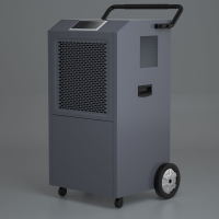 China 1100W 90L / Day Portable Adjustable Commercial Grade Dehumidifier wholesale