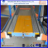 Pallet runner automatic warehouse utilization system with 1200*1000 standard pallet Manufactures