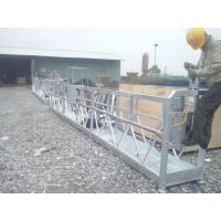China electric suspended scaffolding/temporary suspended platform/electric cradle/gondola wholesale