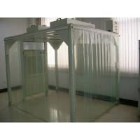 China Portable Softwall Modular Clean Room / Class 100 Clean Booth Class 1000 Purification wholesale