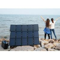 China Waterproof Solar Power Lithium Polymer Battery Pack for Laptop / Cell Phone on sale