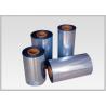 China 53% Shrinkage 45mic Shrink PVC Labels Film Rolls For Heat Shrinkable Bands wholesale