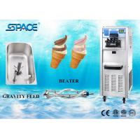 Buy cheap 3 Flavor Commercial Single Phase Soft Serve Ice Cream Machine Low Working Noise from wholesalers