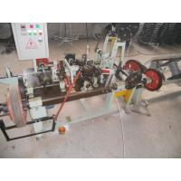 China Popular In The World Stable Movement High Efficiency Barbed Wire Machine wholesale