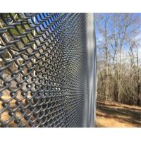 China Heavy Zinc Coated Chain Link Fence Fabric Boundary Wall Galvanized Steel wholesale