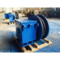 China Water Proof Spiral Springs Motorized Cable Reel Without Electric Energy Consumption on sale