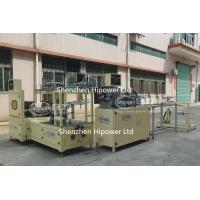 China Automatic PVC Cylinder Forming Machine, PET cylinder curling machine wholesale