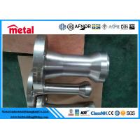 Buy cheap 150# Pressure Forged Flanges SCH40S Thickness Alloy 601 Heat Resistance from wholesalers