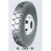 China 6.00-9 Pneumatic Forklift Tire Tyre wholesale