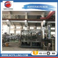 China Automatic Small Pet Glass Bottle Carbonated Drinks Filling Machine for Mineral Water / Hot Juice wholesale