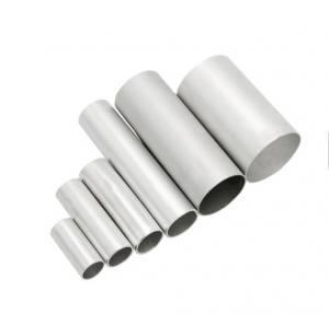 China 6m Length Polished ASTM B221M 6065 T9 Aluminium Pipe wholesale