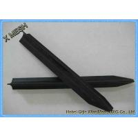 China 1.85kg /M Steel Star Pickets , Y Star Picket Hot Dipped Galvanized / Traditional Black Bituminous Coated wholesale