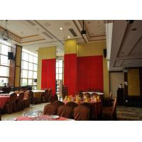 China Sliding  Multi-Function Hall Folding Partition Walls , Movable Partitions Walls wholesale