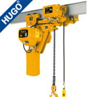 China Low Headroom  Electric Hoist with Trolley 220/440V  CE Approval on sale