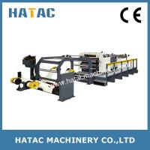 China 2-reel Folding Box Board Cutting Machine,High Paper Grey Board Sheeting Machine,Non Woven Cloth Cutting Machine on sale