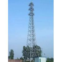 China Telecom tower, 52.5 meters communication tower manufacturer wholesale