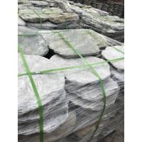 China Green Slate Round Stepping Stones,Natural Stone Pavers,Garden Stepping Pavement,Landscaping Stepping Paving Stone wholesale