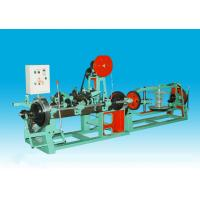 China Convenient Operation Electronic Counting Control 3-5 Twist Barbed Wire Machine wholesale