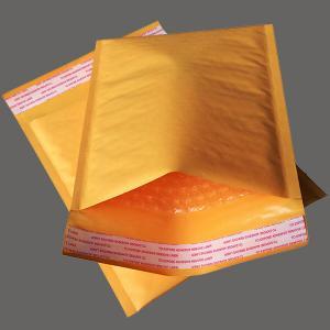 China Kraft Bubble Mailer, Kraft Bubble Envelopes ,Kraft Envelope With Bubble Lining E-012 wholesale