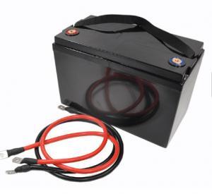 China 12V 100Ah Lithium Ion Deep Cycle Battery wholesale