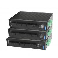 Buy cheap No fan five port switch 100M fiber optic Industrial Ethernet Switch IP40 from wholesalers