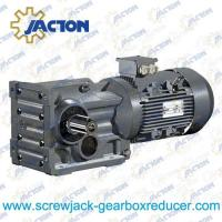 China K57 KA57 KF57 KAF57 KAZ57 KAB57 KAT57 Helical-bevel Gearbox 600Nm 1.5kw, 2.2kw, 3kw, 4kw wholesale