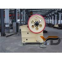 China 30 KW Mini Jaw Crusher 400 X 600 Electrical Energy Stone Crushing Machine wholesale
