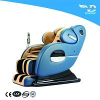 Buy cheap 2018 new 3D airbag zero gravity S L shape massage chair from wholesalers