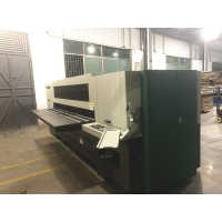 Buy cheap CMYK 230㎡/H 15KW Digital Corrugated Printing Machine from wholesalers