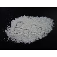 China 99.2% Purity Barium Carbonate For Optical Glass And Enamelware Glazing wholesale