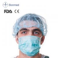 Buy cheap Cheap 3 Ply Non-woven Dental Clinic Surgical Face Mask Earloop from wholesalers