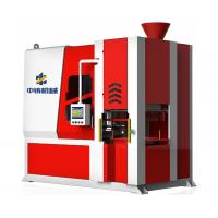 China Cast iron automatic vertical flaskless molding machine for foundry making the motor end cap wholesale