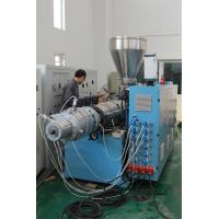 China Conic PVC SJSZ65/132 Plastic Extrusion Machine For Water Drainge Pipe on sale