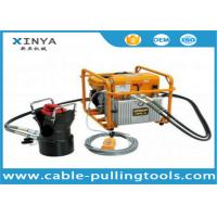 China Motorized Hydraulic Compressor Hydraulic Crimping Tools with Gasoline Engine 100 tons 200 tons on sale