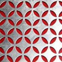 China decorative pattern perforated metal sheet  / round hole perforated ceiling panels wholesale
